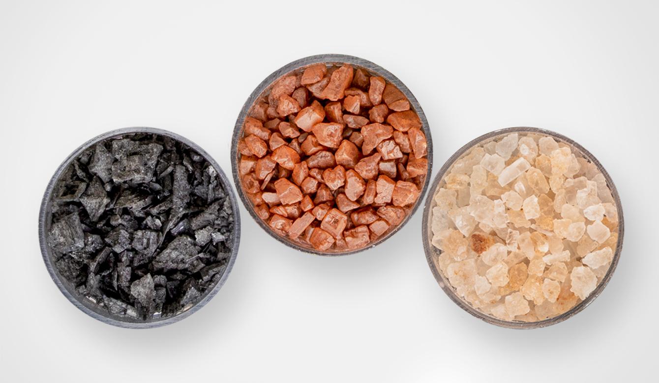 Mineralen - ingrediënt