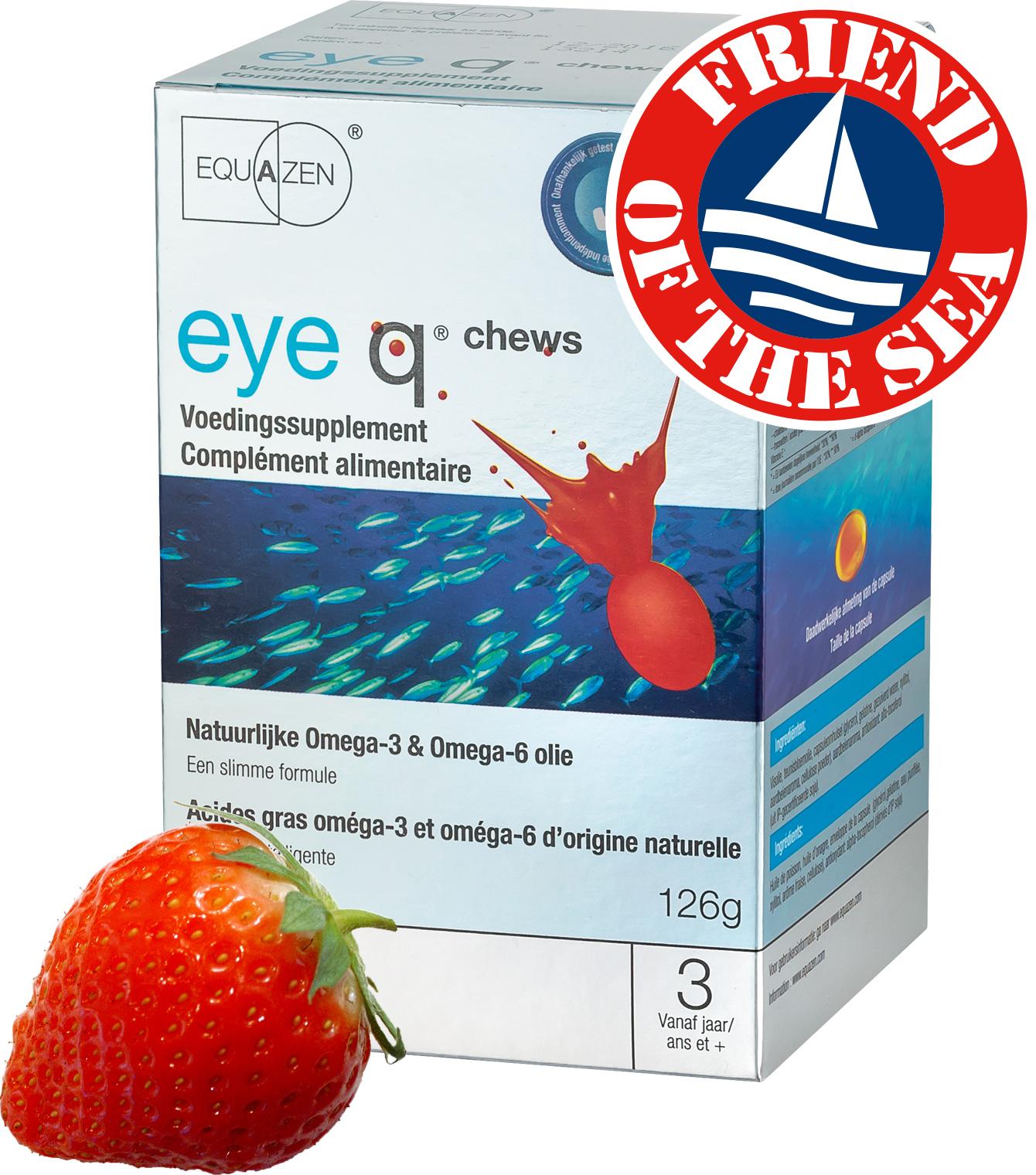 Equazen Eye Q chews